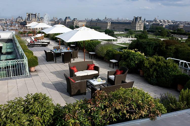 Le Meurice Paris Les 20 Plus Beaux H Tels De France