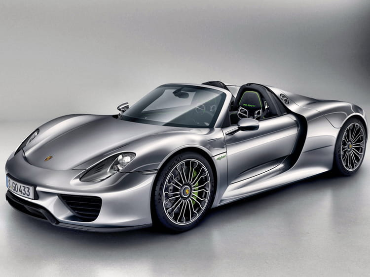 porsche 918 spyder les voitures les plus ch res du monde. Black Bedroom Furniture Sets. Home Design Ideas
