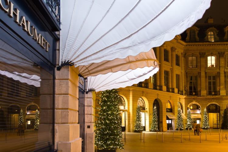 Les magasins de luxe place vend me paris par e pour les - Magasin loisir creatif paris ...