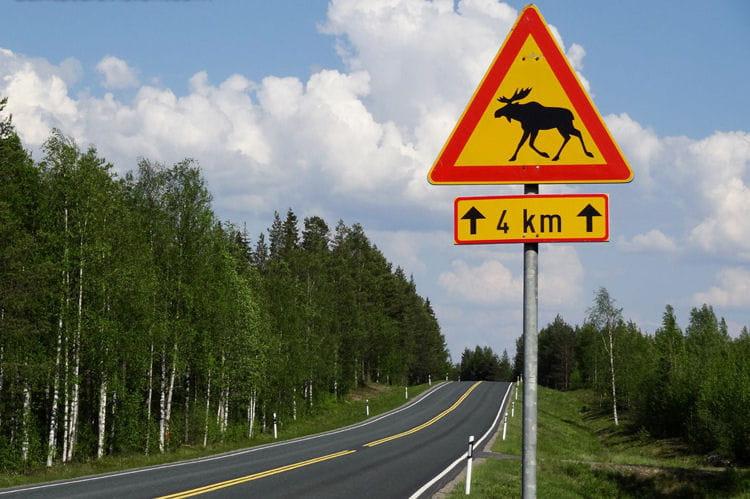 Sur la route...
