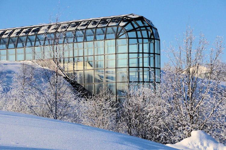 Le centre arctique
