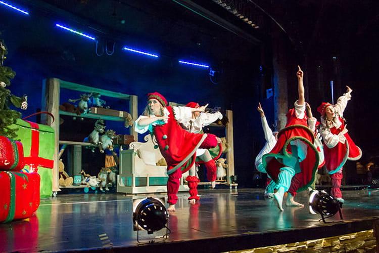 La danse des elfes