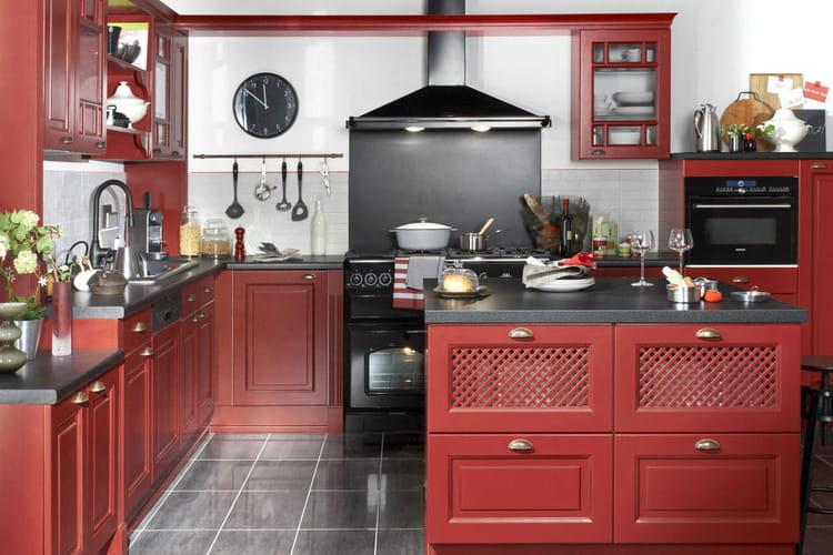 lot de cuisine bistrot de lapeyre les lots font leur show en cuisine linternaute. Black Bedroom Furniture Sets. Home Design Ideas