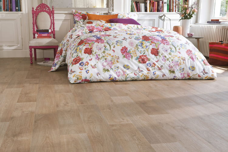 sol vinyle home comfort de gerflor des id es de sol pour la chambre linternaute. Black Bedroom Furniture Sets. Home Design Ideas