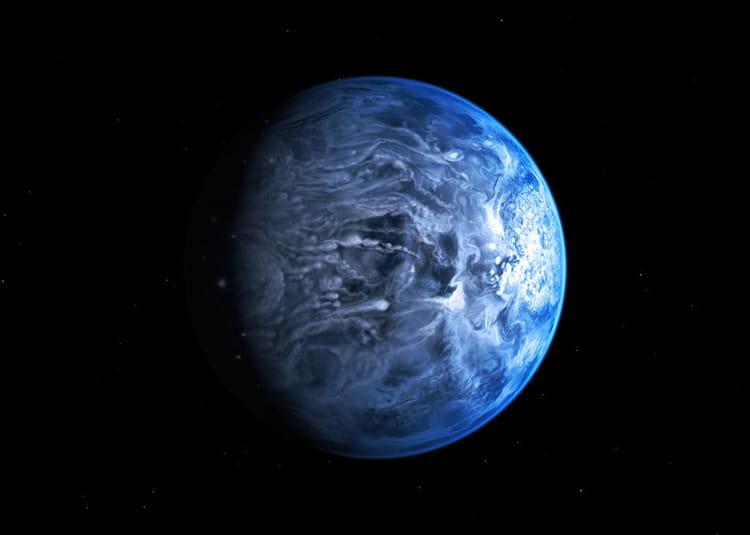 Planète HD 189733b