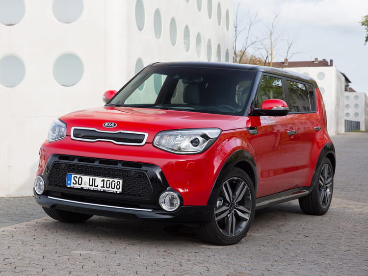 kia soul ii nouveaut s auto 2014 un excellent mill sime linternaute. Black Bedroom Furniture Sets. Home Design Ideas