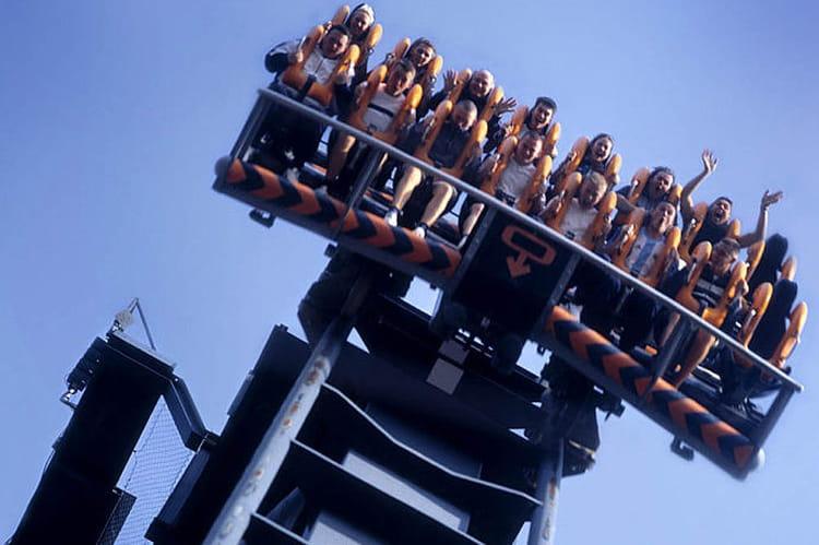 Oblivion, Alton Towers au Royaume-Unis