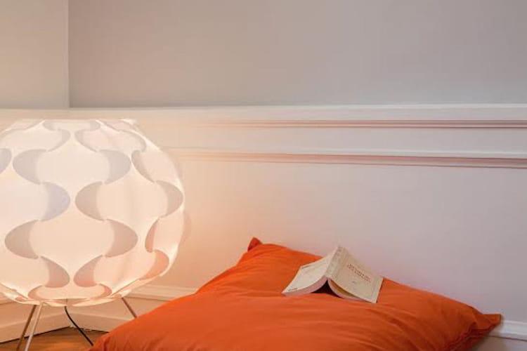 une peinture cologique 20 peintures pour mettre de la couleur dans la maison linternaute. Black Bedroom Furniture Sets. Home Design Ideas