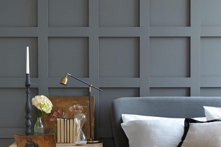 l 39 l gance du gris 20 peintures pour mettre de la couleur dans la maison linternaute. Black Bedroom Furniture Sets. Home Design Ideas