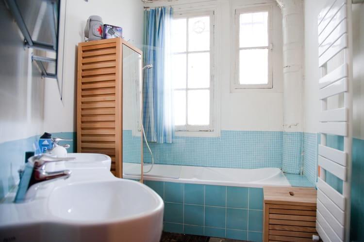 La salle de bains avant les travaux  Avantaprès  une