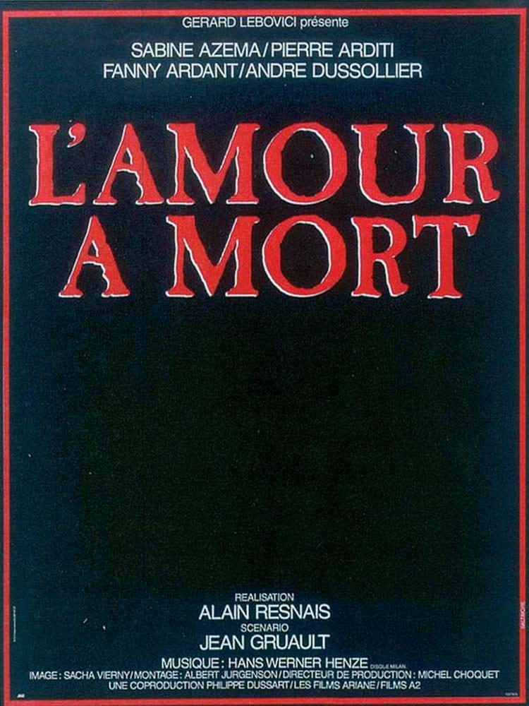 l u0026 39 amour  u00e0 mort  1984   m u00e9ditation transcendantale   alain