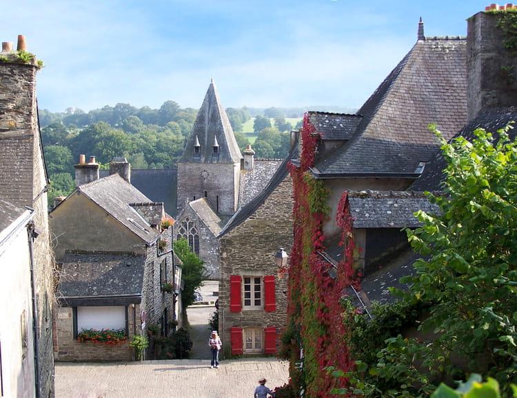 Guide de voyage Morbihan : Rochefort en terre
