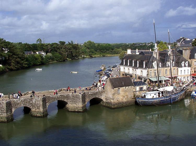 Guide de voyage Morbihan : Auray