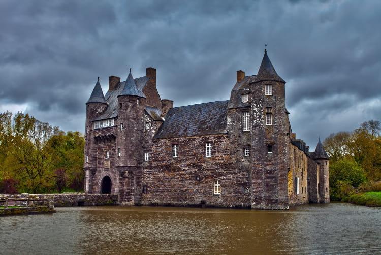 Guide de voyage Morbihan : château de Comper