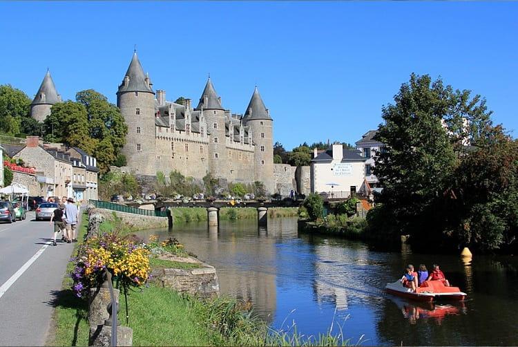 Guide de voyage Morbihan : Château de Josselin