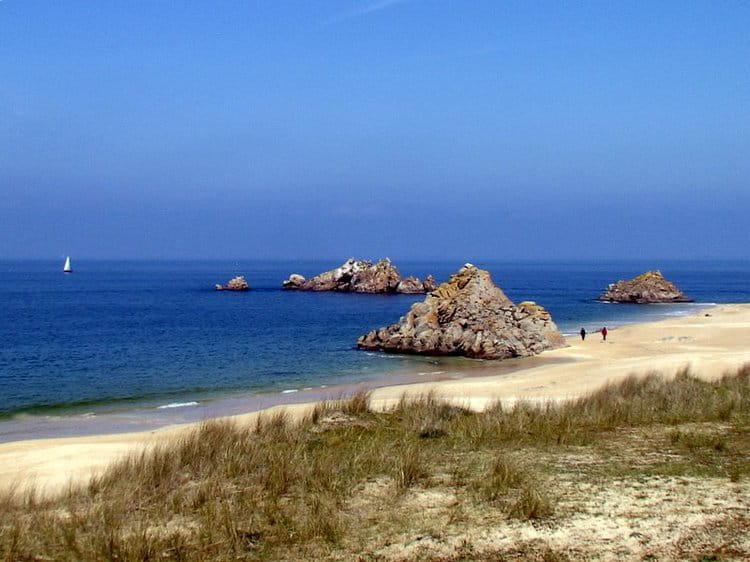 Guide de voyage Morbihan : L'île de Houat