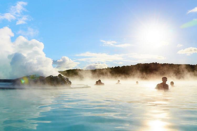 Le blue lagoon islande les sites naturels les plus - Eau de piscine laiteuse ...