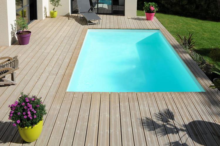 Petite piscine for Petite piscine bois