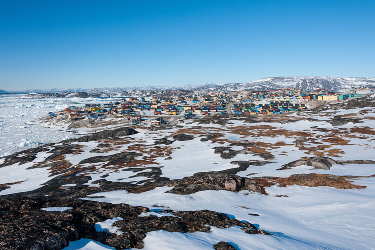 Fjord d'Ilulissat