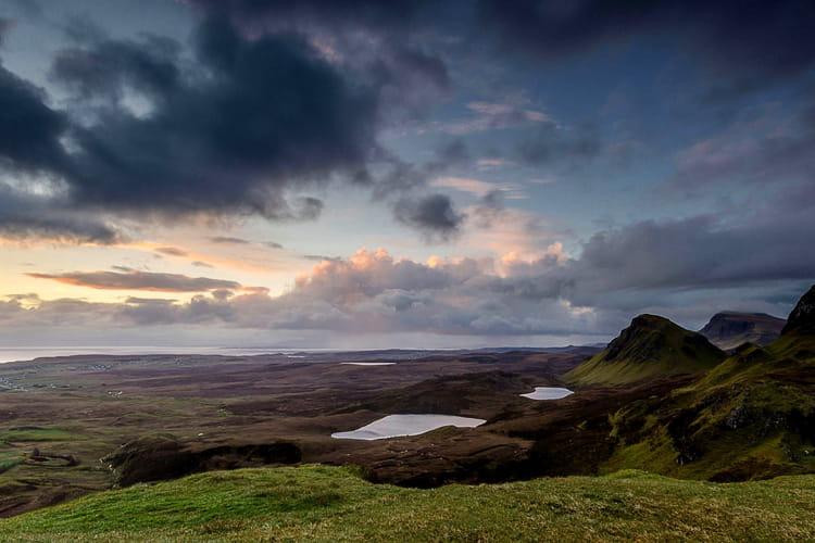 L'Ile de Skye en Ecosse