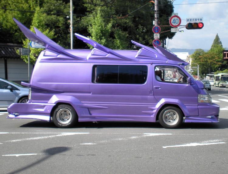 van dragon voitures insolites quand l 39 automobile sort des sentiers battus. Black Bedroom Furniture Sets. Home Design Ideas