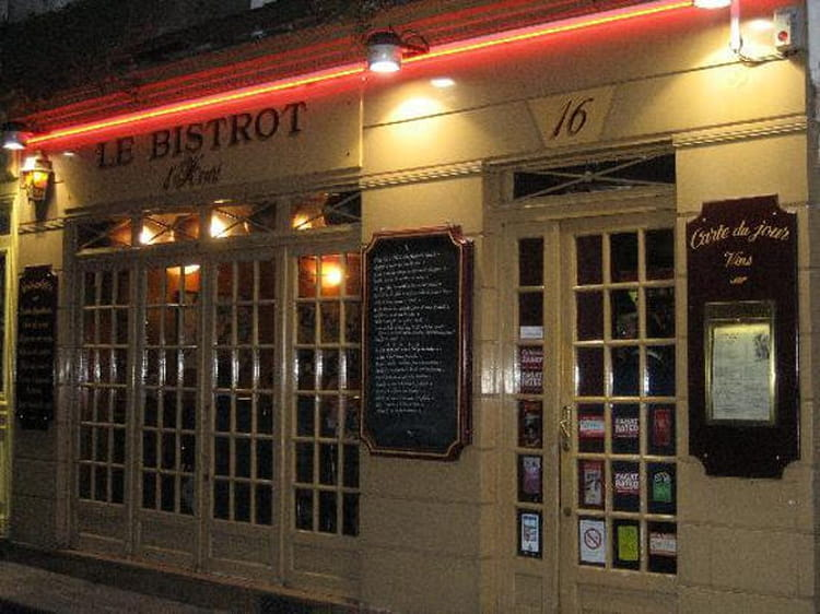 Le bistrot d 39 henri dans le 6e arrondissement de paris for Meilleur bistrot paris