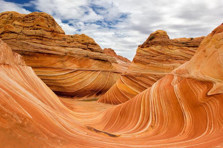 """""""The Wave"""" en Arizona : Les 30 plus beaux paysages des ..."""