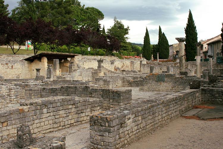 Vaison-la-Romaine, un musée à ciel ouvert