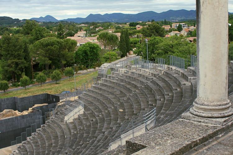 Le théâtre antique de Vaison-la-Romaine