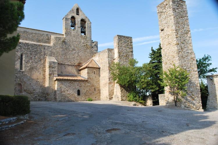 Rasteau, côté village