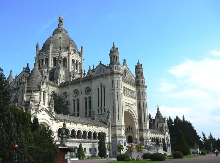 Basilique Saint-Thérèse de Lisieux