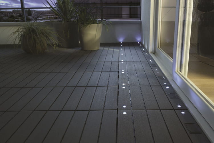 Dalle clipsable kennet 25 id es d co pour le jardin ou la terrasse linter - Dalles terrasse clipsable ...