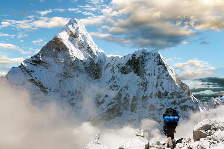 le sommet le plus haut l everest les points les plus extr 234 mes du globe linternaute