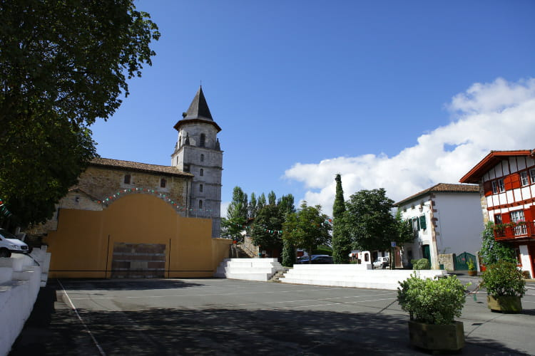 Pays basque : Ainhoa