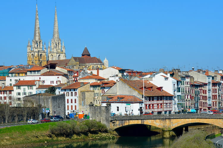 Pays basque : Bayonne