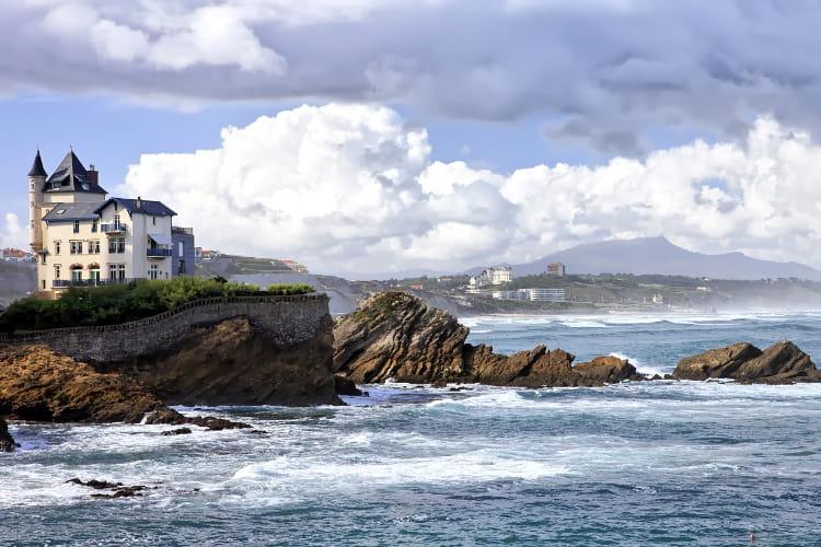 Pays basque : Biarritz