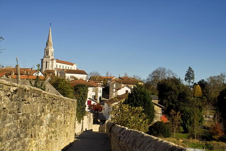 Pays basque : Bidache
