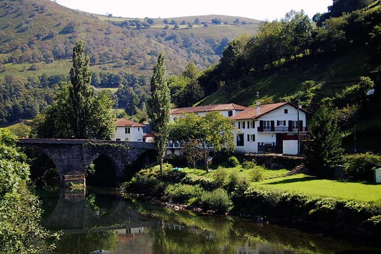 Pays basque : Bidarray