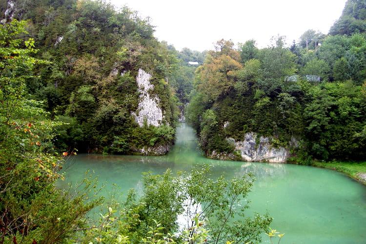 Pays basque : Les Gorges de Kakuetta
