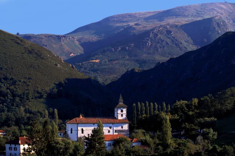 Pays basque : Itxassou