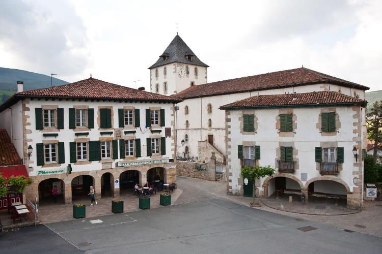 Pays basque : Sare
