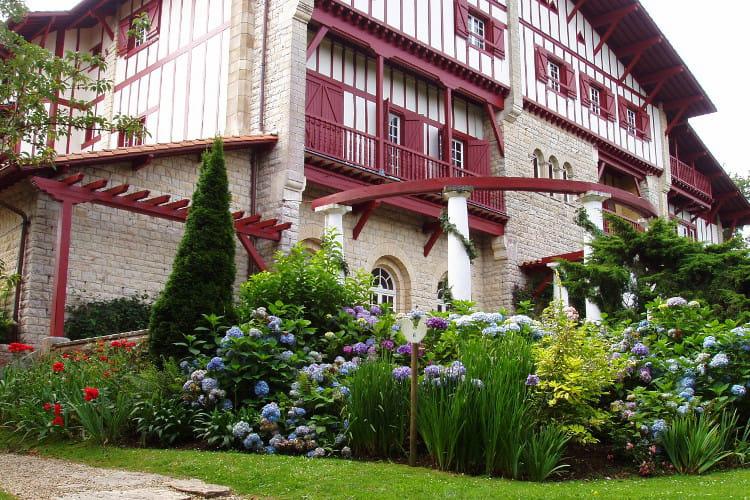 Pays basque : Villa Arnaga