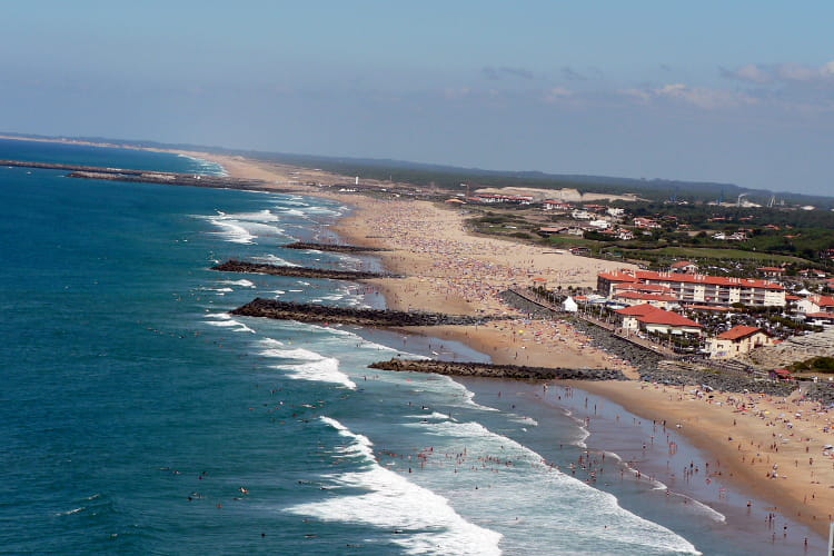 Pays Basque : Anglet