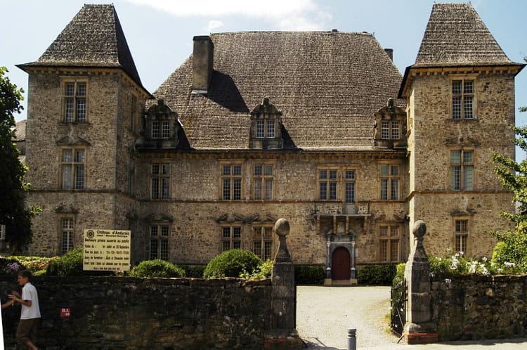 Pays basque : Le Château d'Andurain