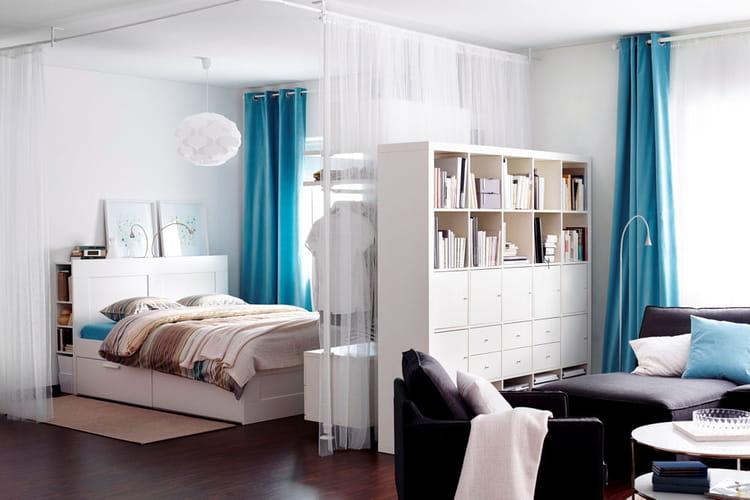 ikea la valentine chambre une chambre pleine de rangements astucieux des ides dco pour - Idee Rangement Chambre Ikea