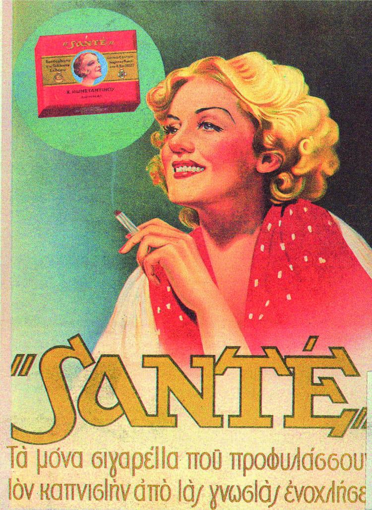 anciennes publicités femmes