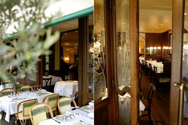 Chez georges et sa terrasse citadine les plus belles terrasses parisiennes linternaute - Chez georges porte maillot ...