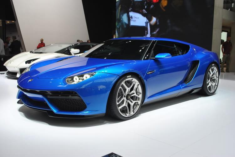 Lamborghini Asterion LPI 910-4 : le taureau se met au courant