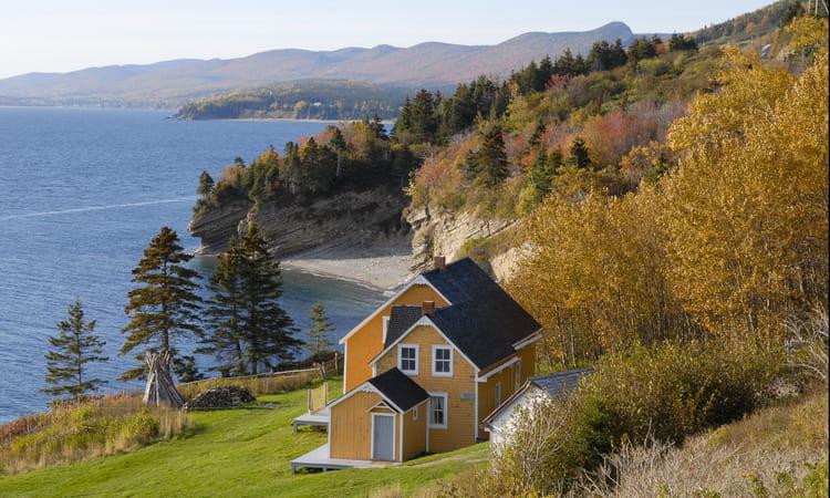 Ma maison au canada une vie de voyages avec antoine for Photo de maison au canada