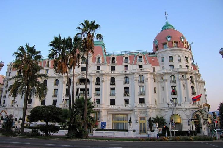 Le Negresco Nice Les 20 Plus Beaux H Tels De France